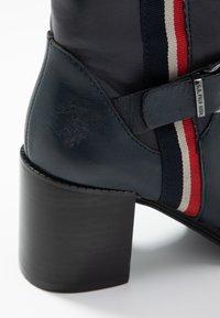 U.S. Polo Assn. - AGNES - Støvletter - dark blue - 2