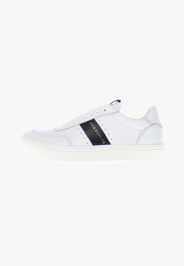BLED - Trainers - white dark-royal