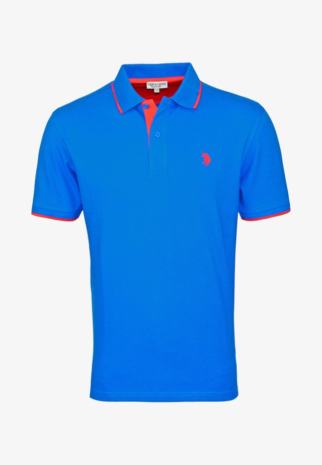 Polo shirt - royal
