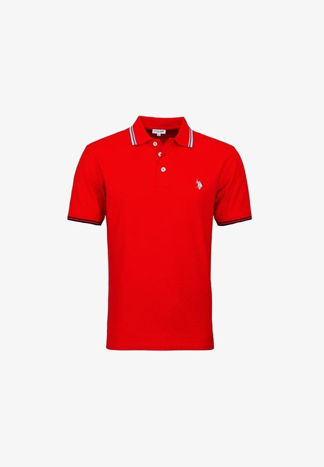 BARNEY - Polo shirt - red