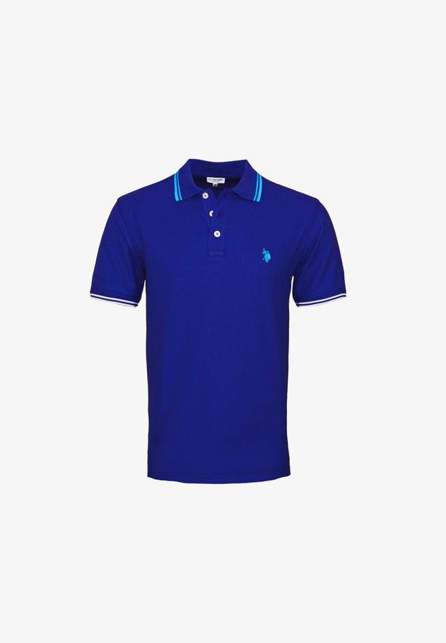 BARNEY - Polo shirt - blue