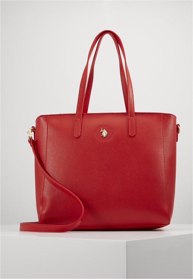 JONES - Handbag - red