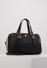 U.S. Polo Assn. - HOUSTON - Håndtasker - black - 0