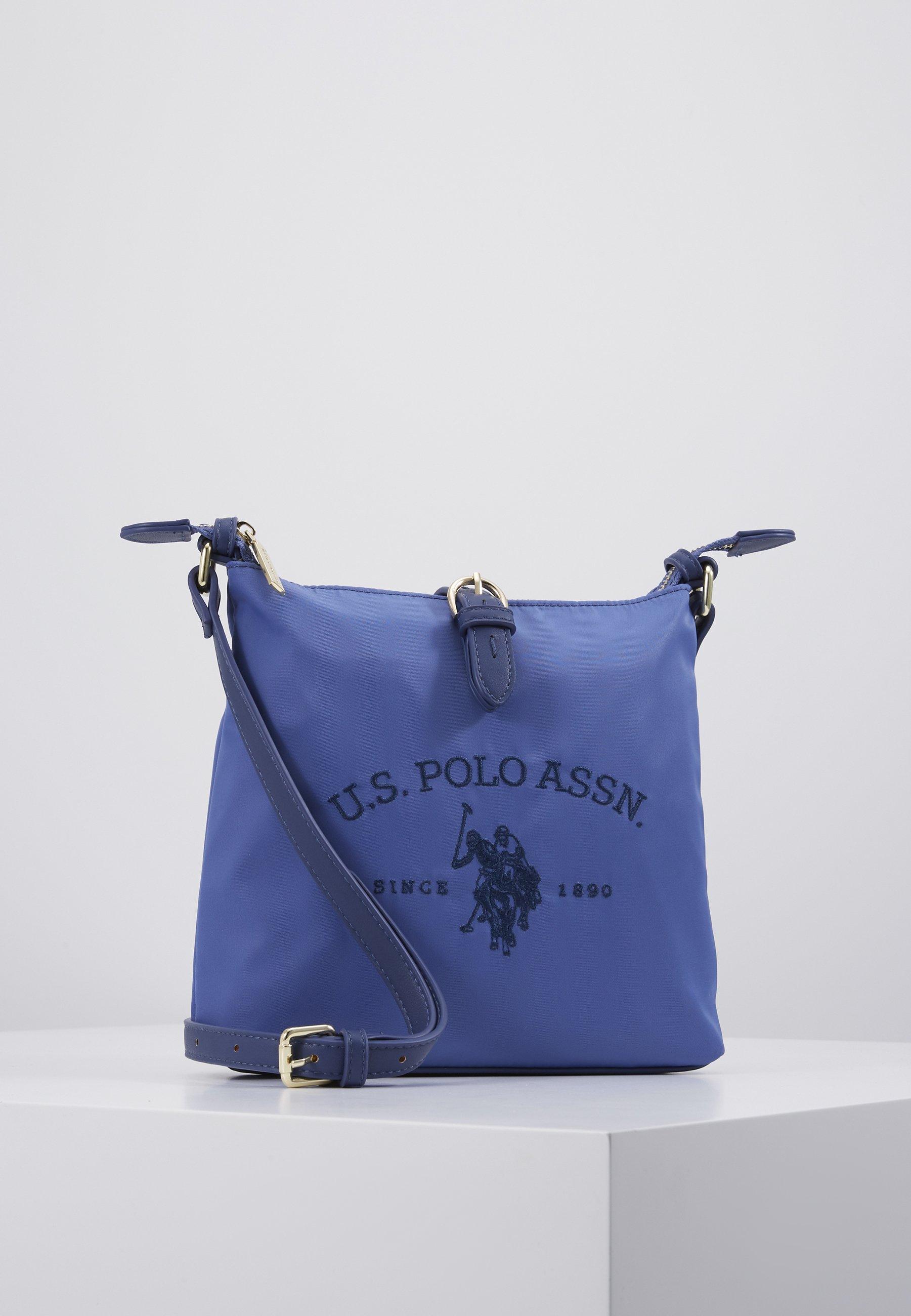 U.S. Polo Assn. PATTERSON Skulderveske blue Zalando.no