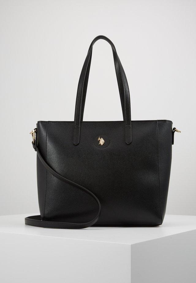 JONES - Käsilaukku - black