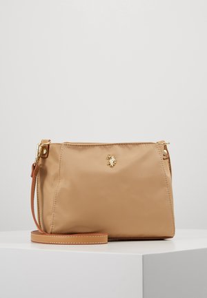 HOUSTON - Across body bag - beige