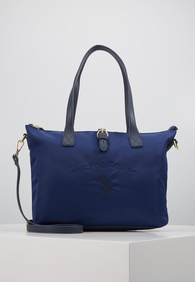 PATTERSON - Handbag - navy
