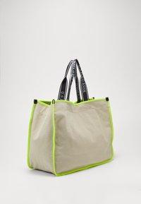 U.S. Polo Assn. - HALIFAX - Shopping bag - beige/ yellow - 2