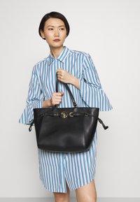 U.S. Polo Assn. - DELAWARE - Handbag - black - 1