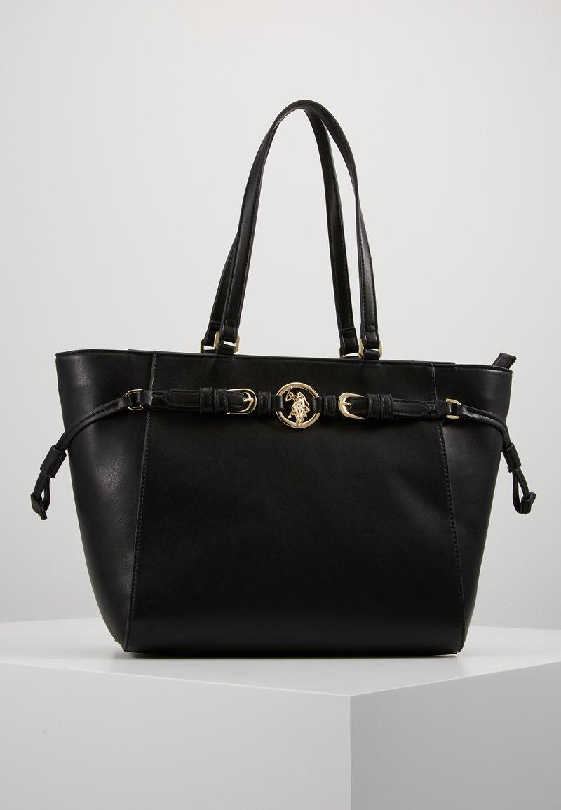 U.S. Polo Assn. - DELAWARE - Handbag - black