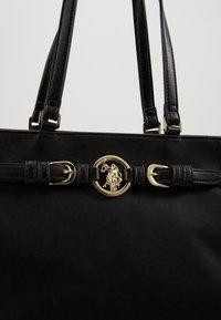 U.S. Polo Assn. - DELAWARE - Handbag - black - 5