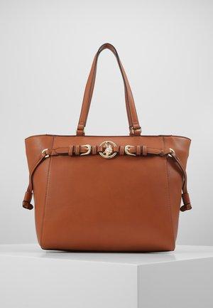 DELAWARE - Shopping Bag - brown