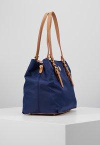 U.S. Polo Assn. - HOUSTON - Handbag - navy/beige - 3