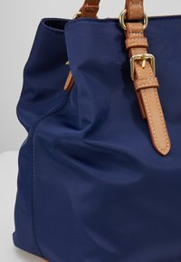 U.S. Polo Assn. - HOUSTON - Handbag - navy/beige - 5