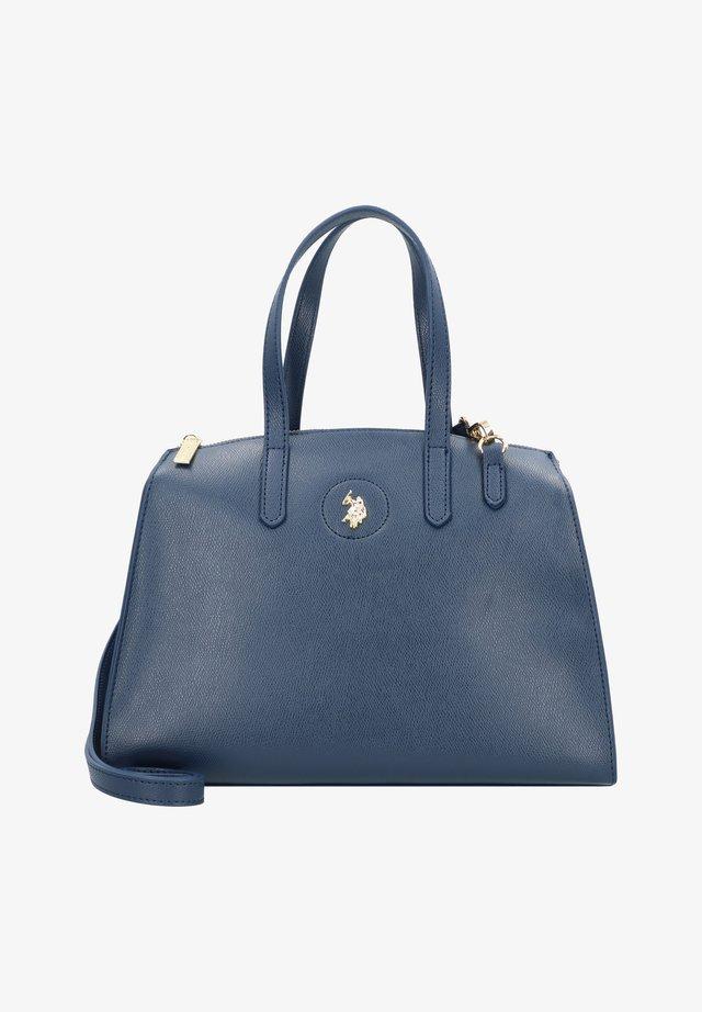 JONES - Handbag - navy