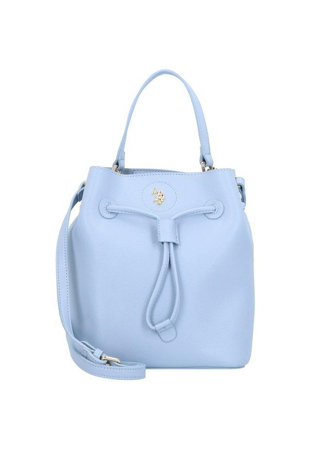 JONES BEUTELTASCHE 22 CM - Handtasche - light blue