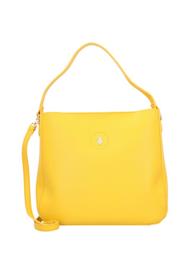 JONES SCHULTERTASCHE 33 CM - Handtas - yellow