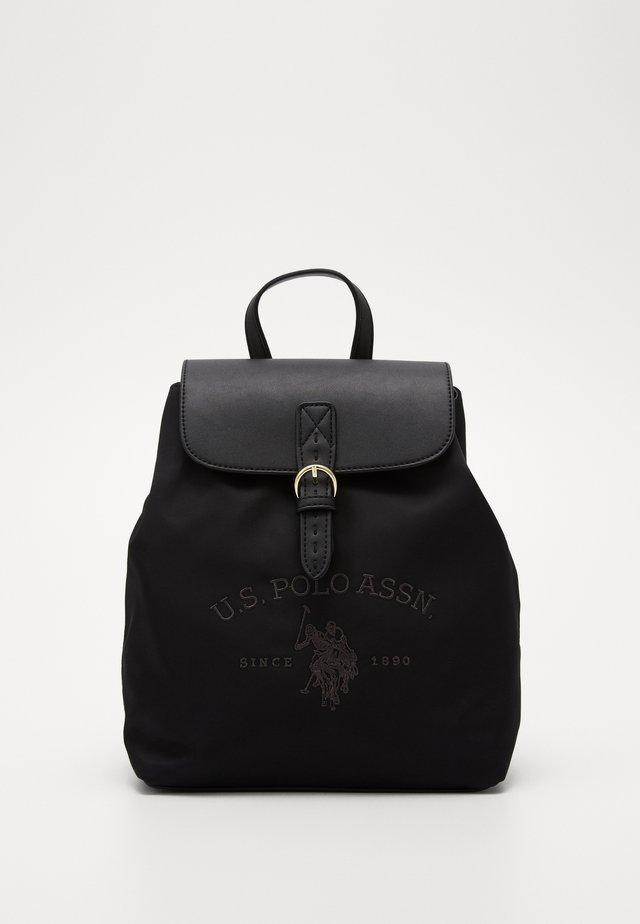 PATTERSON - Plecak - black