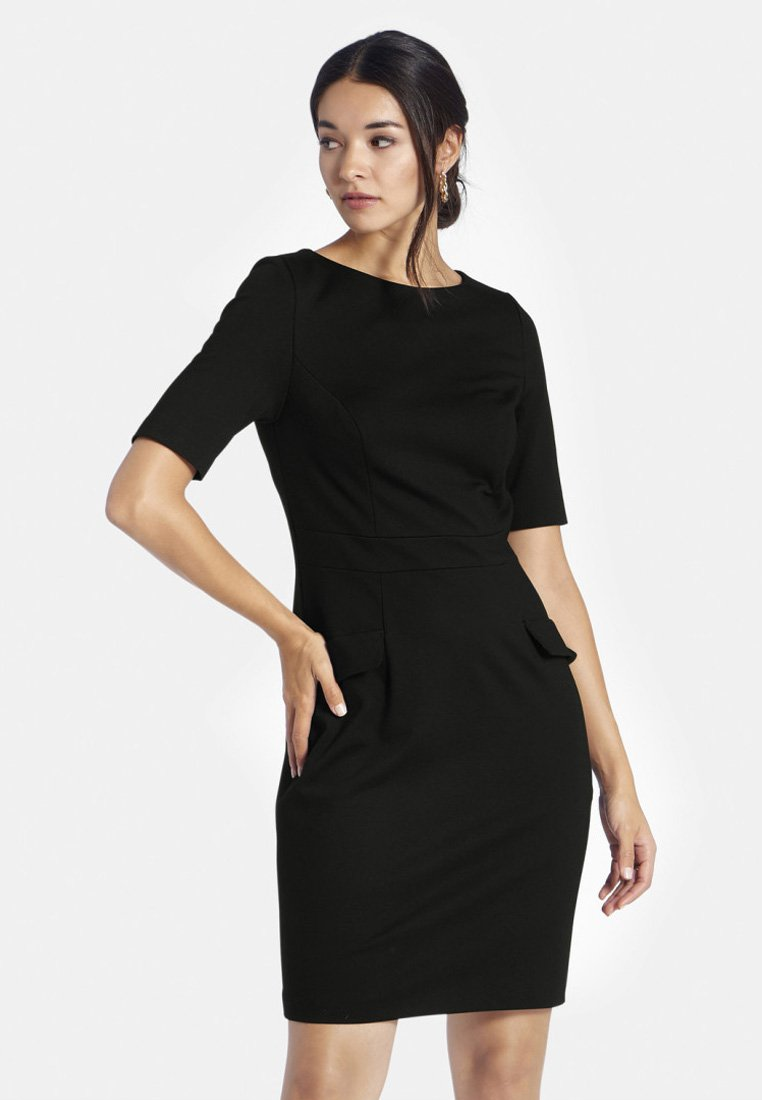 Uta Raasch - Jersey dress - black