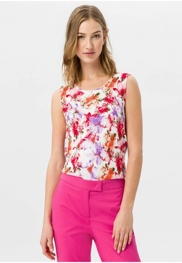 STRICK-TOP STRICK-TOP - Top - multicolor