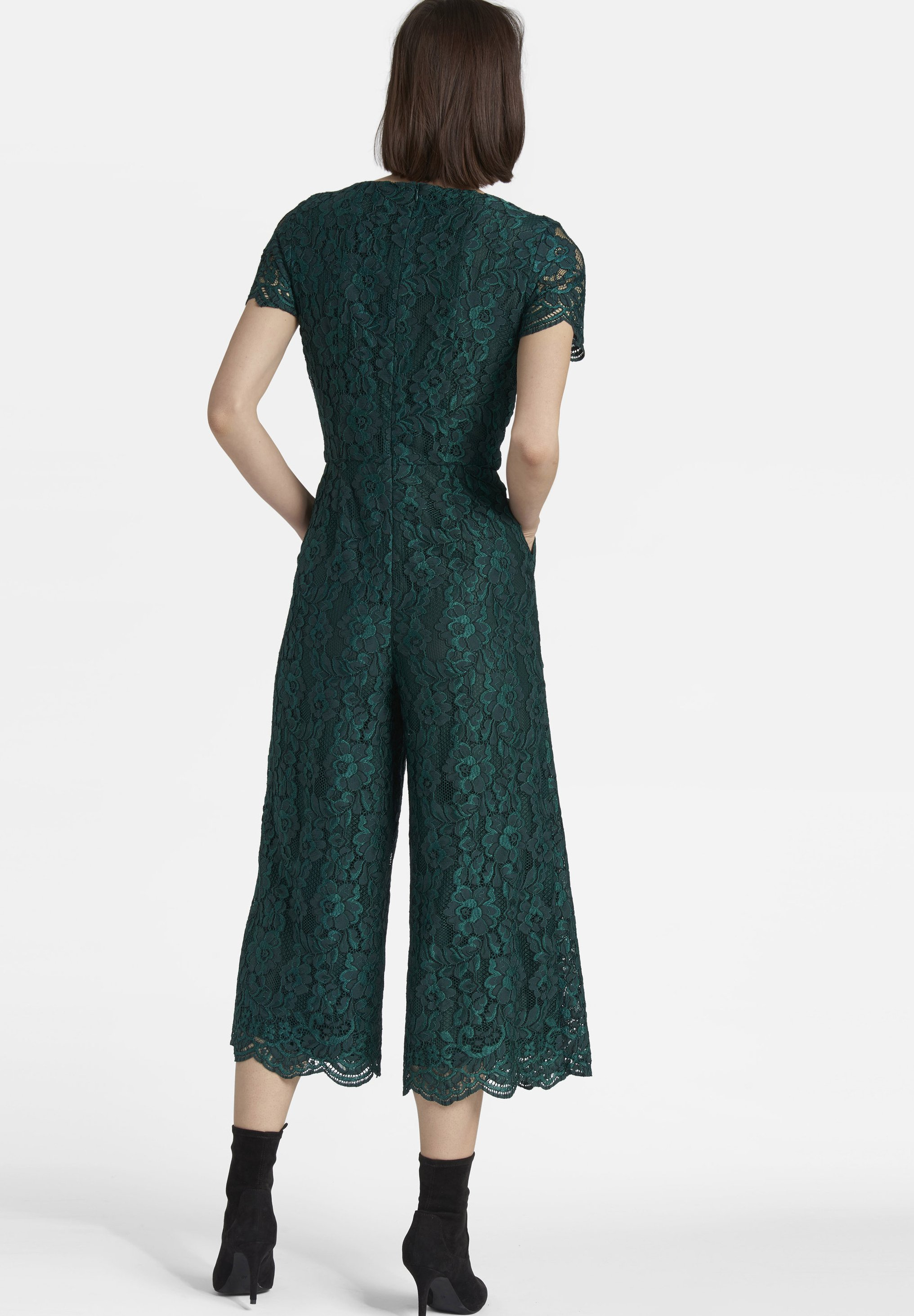 Uta Raasch Tuta jumpsuit dark green