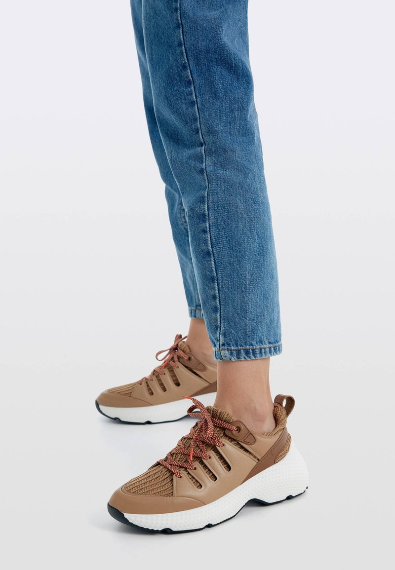 Uterqüe - Sneakers - brown
