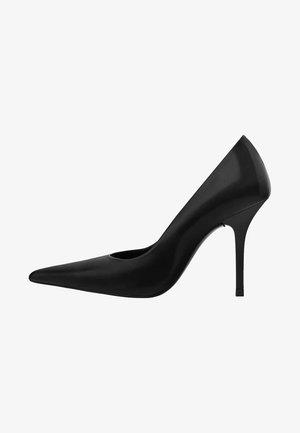 Klassiska pumps - black