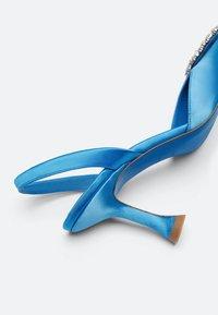 Uterqüe - Ankle boots - blue - 4