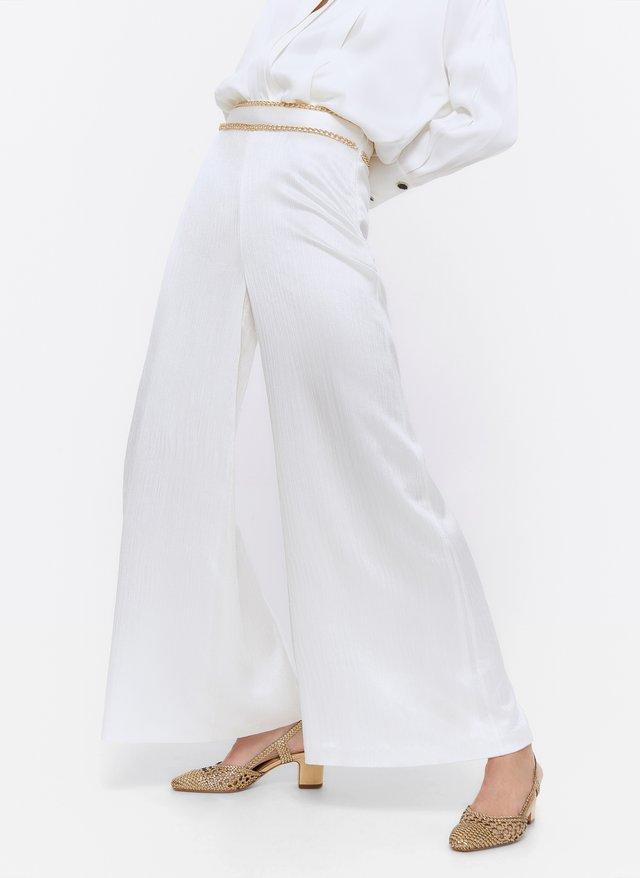 00109260 - Trousers - beige