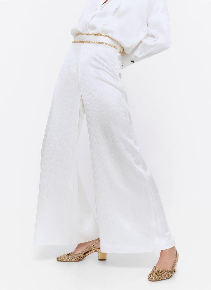 Uterqüe - 00109260 - Kalhoty - beige