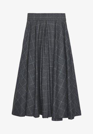 MIT ZIERFALTEN - A-linjekjol - grey