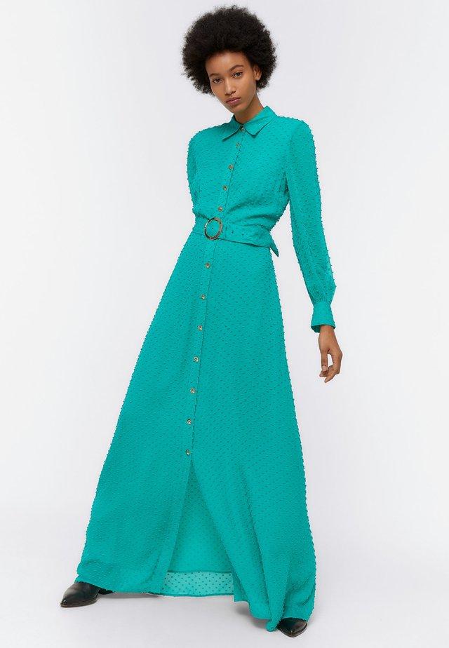 PLUMETIS - Długa sukienka - green