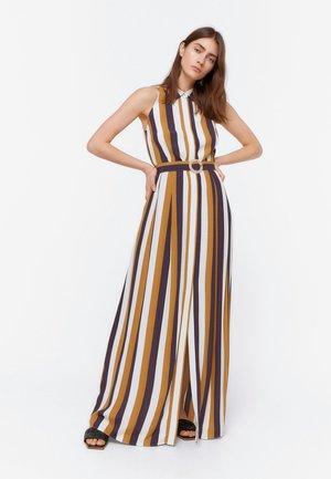 BEDRUCKTES KLEID 00513253 - Maxi šaty - white