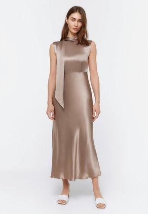 FLIESSENDES KLEID 00204260 - Vestito elegante - light grey