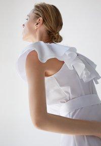 Uterqüe - Sukienka letnia - white - 3