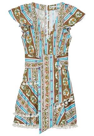 MIT TRODDELN. - Sukienka letnia - blue