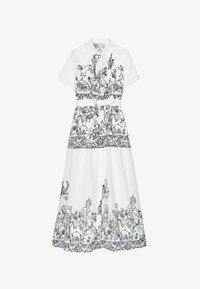 Uterqüe - Maxi dress - white - 5
