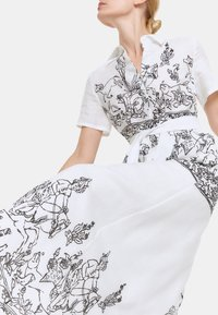 Uterqüe - Maxi dress - white - 3