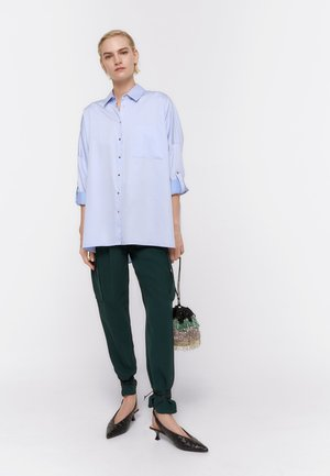 OVERSIZE-HEMD 00600254 - Button-down blouse - blue