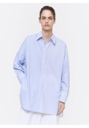 00681253 - Button-down blouse - blue