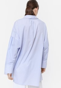 Uterqüe - 00681253 - Button-down blouse - blue - 2
