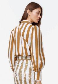 Uterqüe - GUIPURE-HEMD 00648253 - Button-down blouse - white - 2