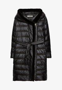 Uterqüe - Down coat - black - 6