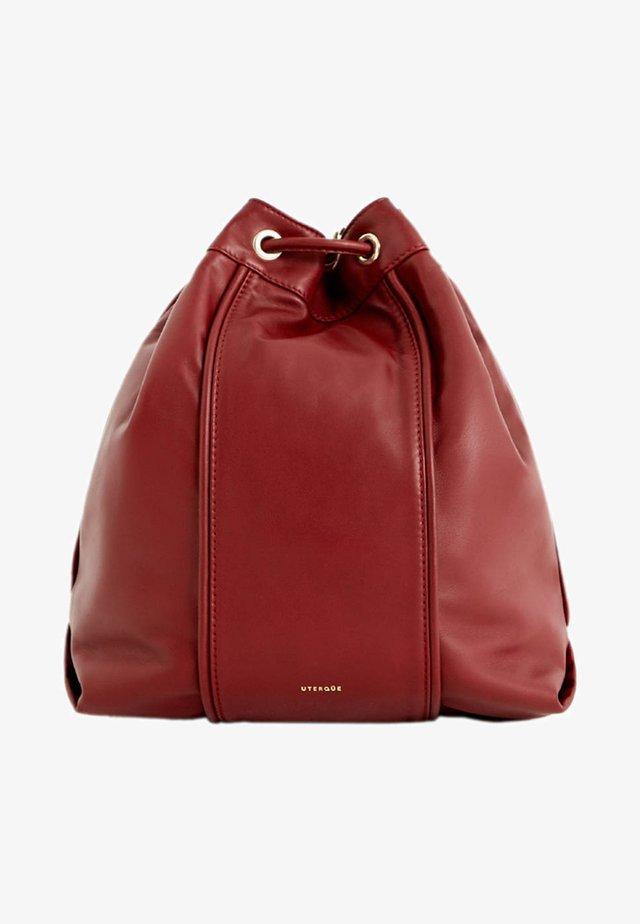 Across body bag - bordeaux