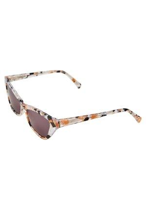 BUNTE RECHTECKIGE BRILLE 03300850 - Aurinkolasit - brown