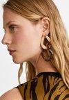 Uterqüe - Boucles d'oreilles - multi-coloured