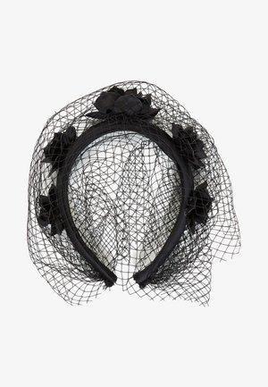 MÜTZE - Hair styling accessory - black