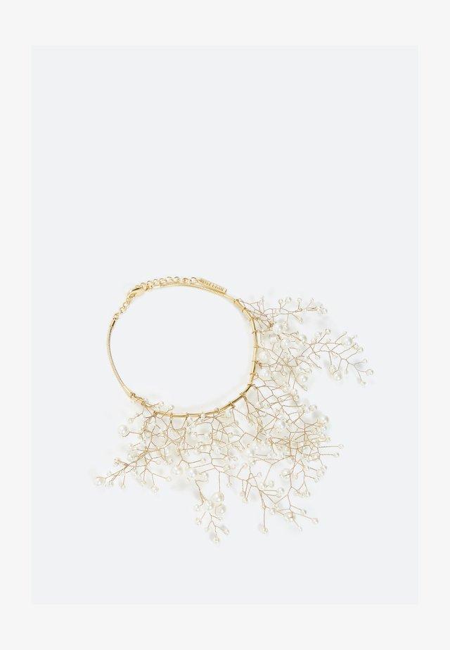 Halsband - white