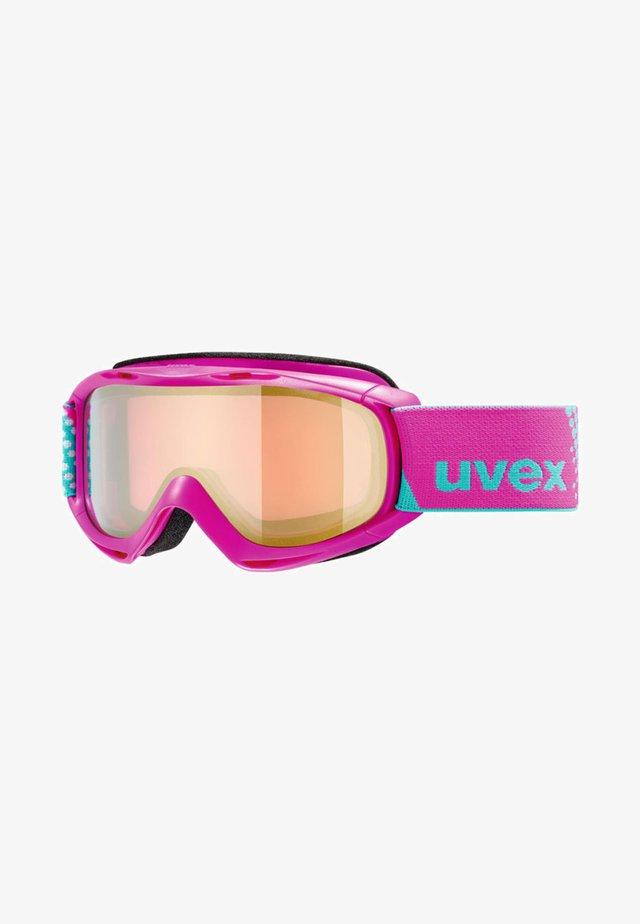 HERREN SLIDER FM - Ski goggles - pink