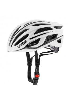 RACE 5 - Helmet - weiß/schwarz